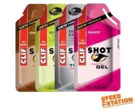 Clif Shot Energy Gel Taster Pack