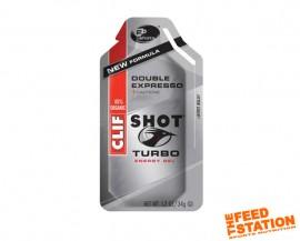 Clif Shot Turbo Energy Gel Single