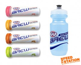 GU Electrolyte Brew Tablets Bundle