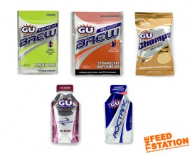 GU Sports Nutrition Mini Sampler