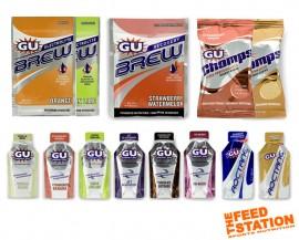 GU Performance Energy Sampler