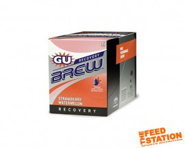 Gu Recovery Brew - 12 Pack