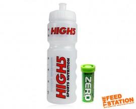 High 5 Drinks Bottle Plus Zero Starter Pack