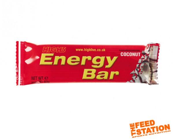 d99e42617d5 High 5 Energy Bar Single - The Feed Station - Endurance Sports Nutrition