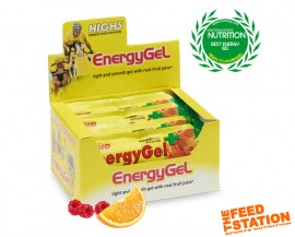 High 5 Energy Gel Plus - 20 Pack