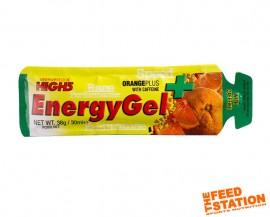 High 5 Energy Gel Plus - Single
