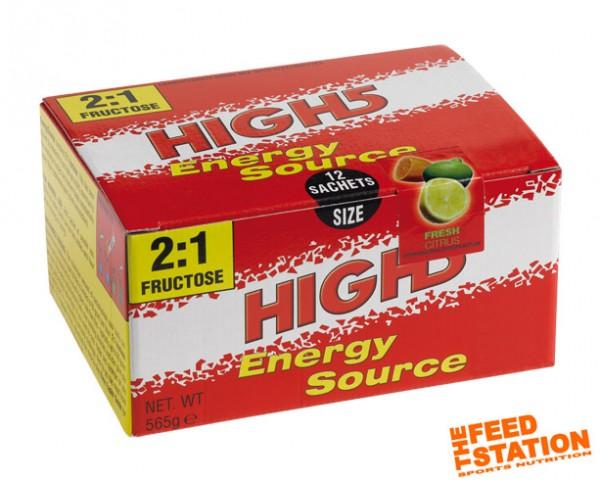 High 5 Energy source 2.2kg Summer Fruits
