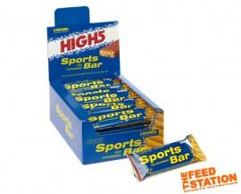High 5 Sports Bar - 25 Pack