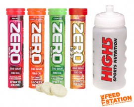 High 5 Zero Plus Bottle Bundle