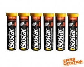 Isostar Power Tabs - 6 Pack