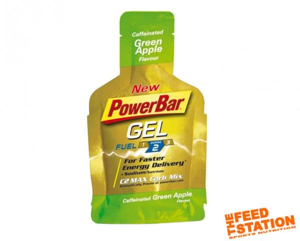 Power gel nutrition