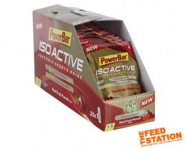 Powerbar IsoActive Energy Drink 20 Sachet Pack