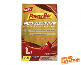 Powerbar IsoActive Energy Drink 5 Sachet Pack