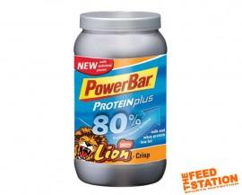 Powerbar Protein Plus 80% Lion Crisp