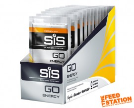 SIS GO Energy Drink 18 Sachet Pack (Previously PSP22)