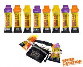 SIS Marathon Belt Plus Gels Multi Buy