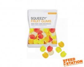 Squeezy Energy Fruit Gums