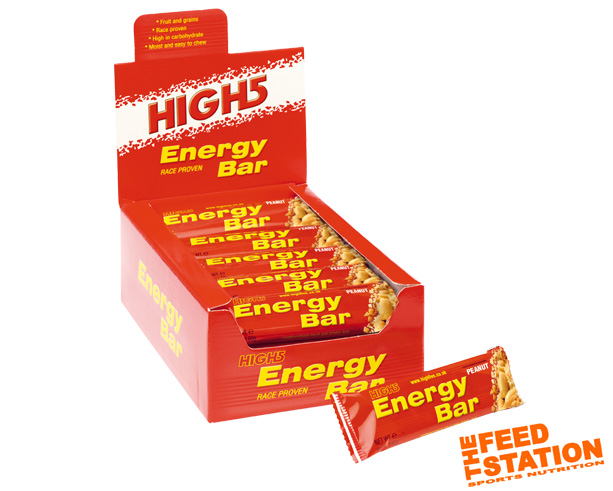 3d569457399 High 5 Energy Bar 25 Pack - The Feed Station - Endurance Sports ...