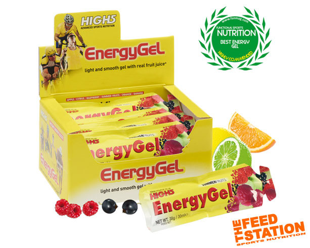 1a85f063686 High 5 Energy Gel 20 Pack - The Feed Station - Endurance Sports ...
