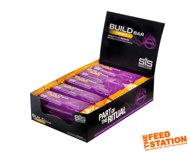 Science In Sport Build Protein Bar The Feed Station Endurance