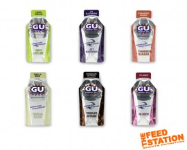 Gu Energy Gel Taster Pack
